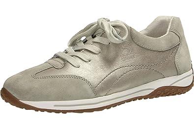SneakerSchnürerSchnürhalbschuheMit 36 Gabor 385 Damen Reissverschluss Damenschuhe 66 wOvnmN80
