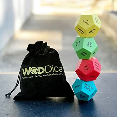 WODDice Kids (Exercise Dice): Sports & Outdoors