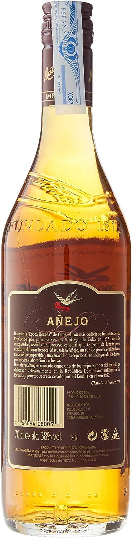 Ron Matusalem Añejo Ron - 700 ml (67100)