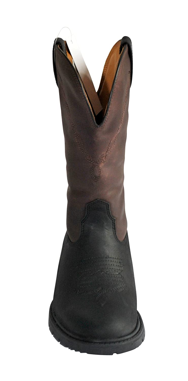 ROS Gr Western Stiefel Reitstiefel Gr ROS 42 WesternStiefel Cowboystiefel mit dicker Profilsohle 555c45