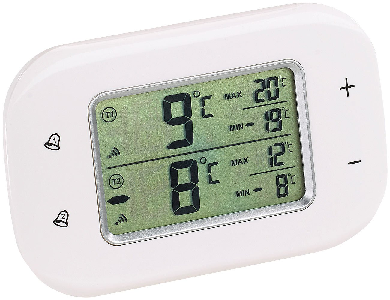 Kühlschrank Tür Alarm : Amazon rosenstein söhne kühlschrankthermometer digitales