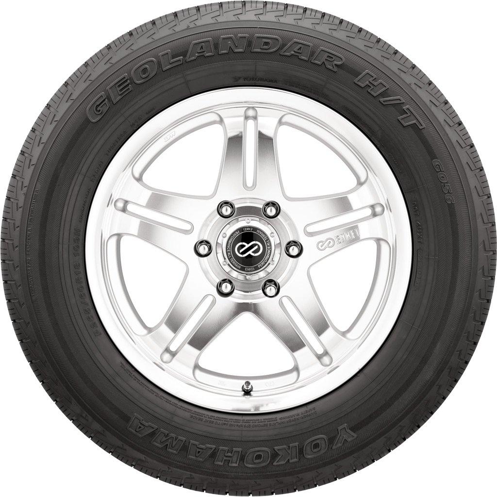 Yokohama Geolandar H//T G056 Highway Radial Tire-LT245//75R16 120S 10-ply