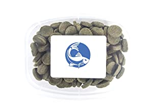 Aquatic Arts Algae Wafers - 6 oz (About 6 Months) Food for Fish, Shrimp, Snails, and Crayfish