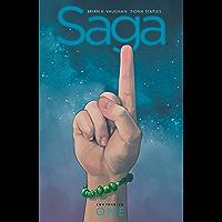Saga: Compendium One book cover