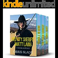 Deputy Sheriff Matt Laing: (3 Book Box Set)
