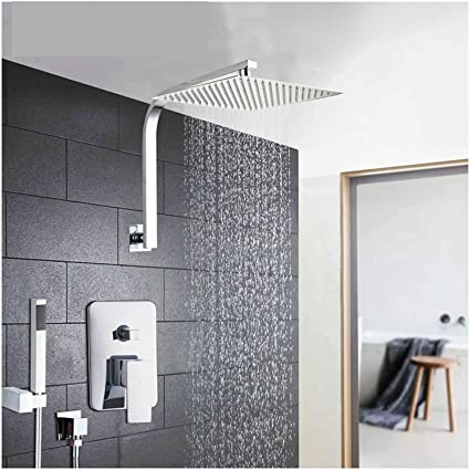 6 8 10 12 16 Sistema de cabezal de ducha de acero inoxidable ...