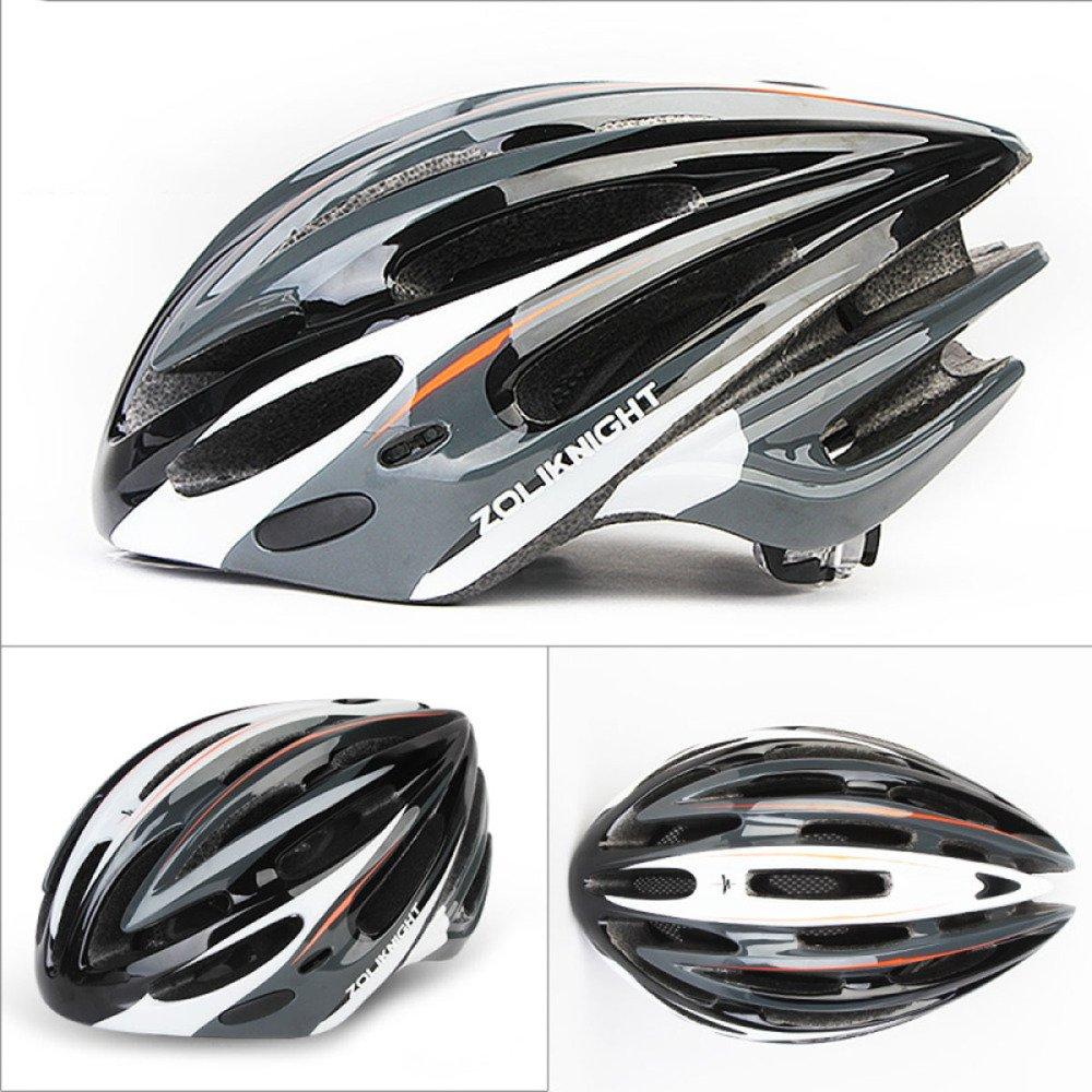 GTYW Helm Fahrradhelm Professional Helm GTYW Mountainbike Highway Match Helm Fahrradhelm Einstellbare Schutzhelm,schwarzAndWeiß-OneGröße a576ce