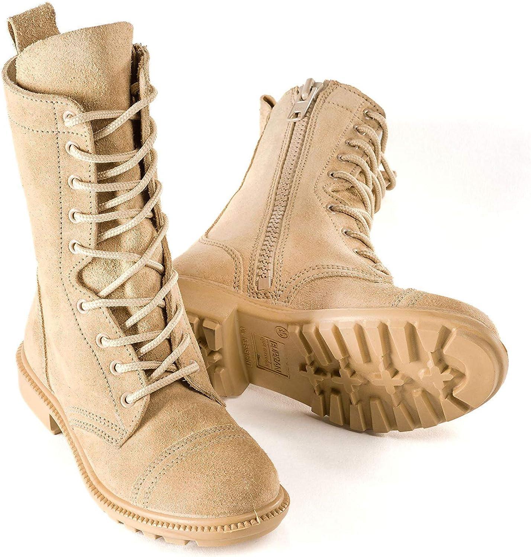 Military Desert Combat Boots