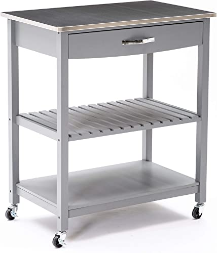 Boraam Industries Holland Kitchen Cart