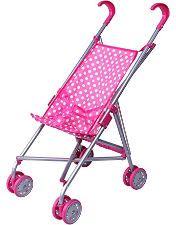 Activity & Gear Fashion Style Baby Doll Stroller Toy Doll Trolley Toy Simulated Stroller For Indoor Outdoor Use For Over 3 Year Old At Any Cost