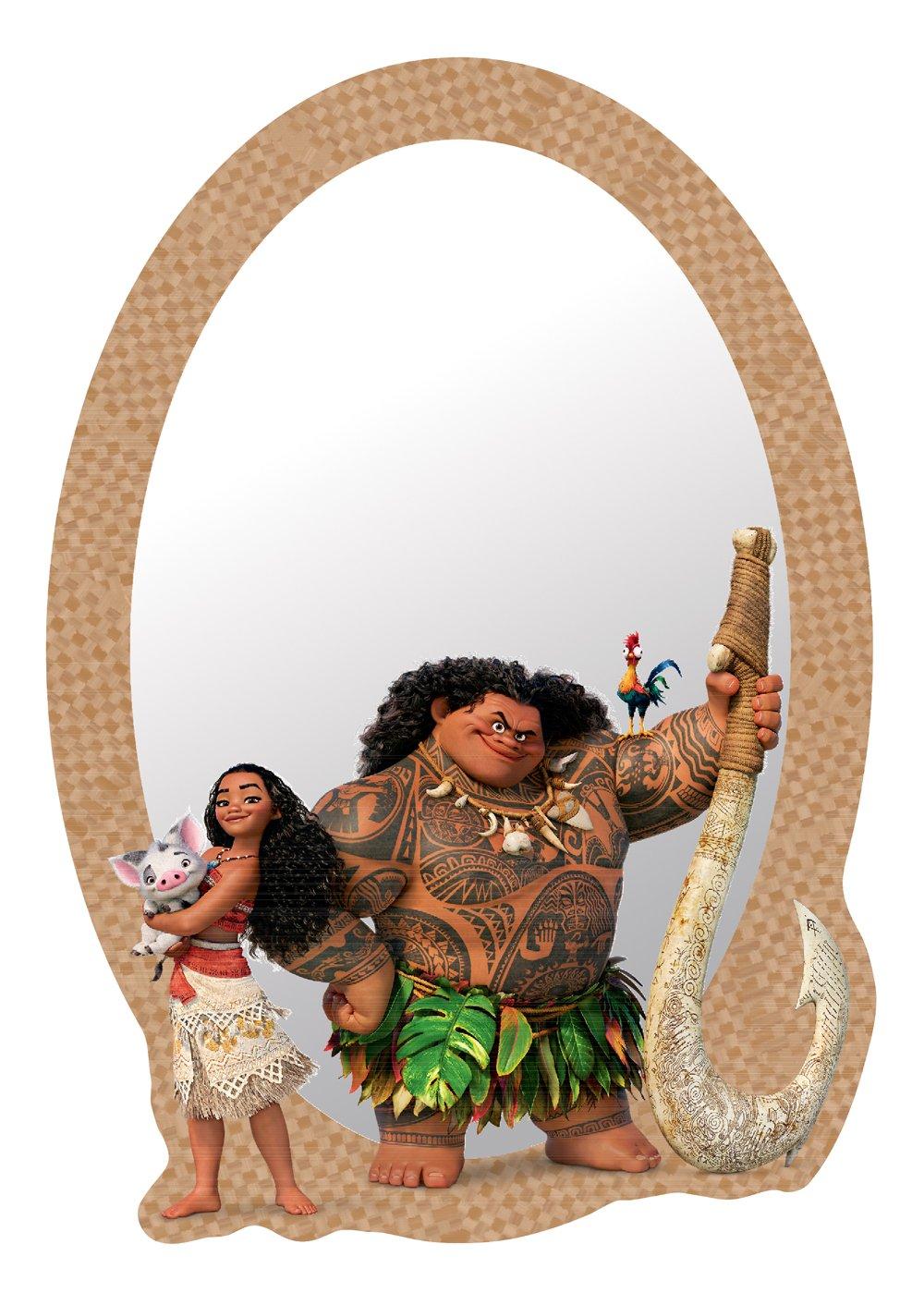 Miroir Disney Vaiana Bebegavroche
