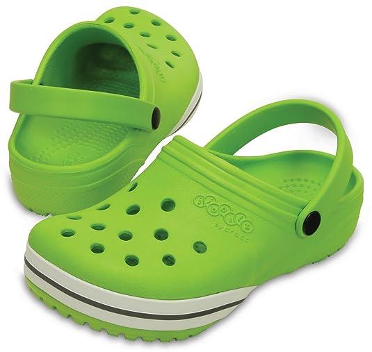 Jungen Schn/ürhalbschuhe crocs