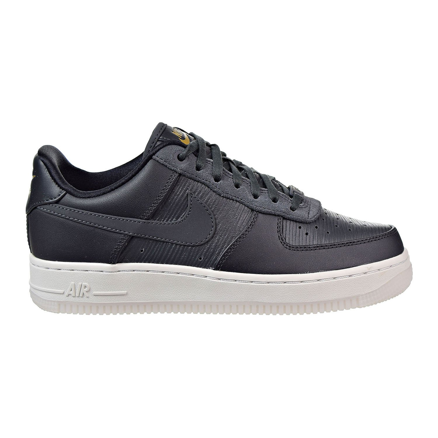 Nike Air Force 1 '07 LX Women's Shoes Anthracite/Anthracite 898889-005 (9 B(M) US)
