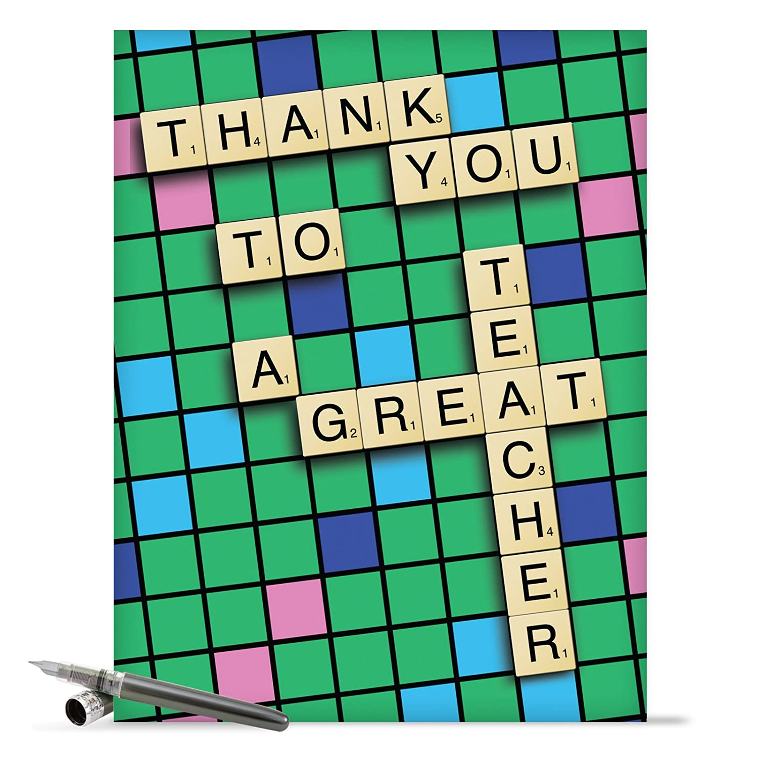 Amazon Jumbo Thank You Greeting Card Big Thank You To A