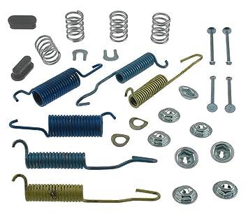 ACDelco 18K564 Rear Drum Hardware Kit