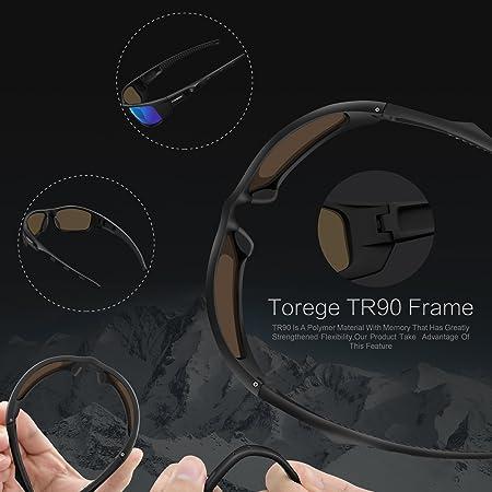 6d58fea0dfa Gafas de sol polarizadas TR040 de Torege