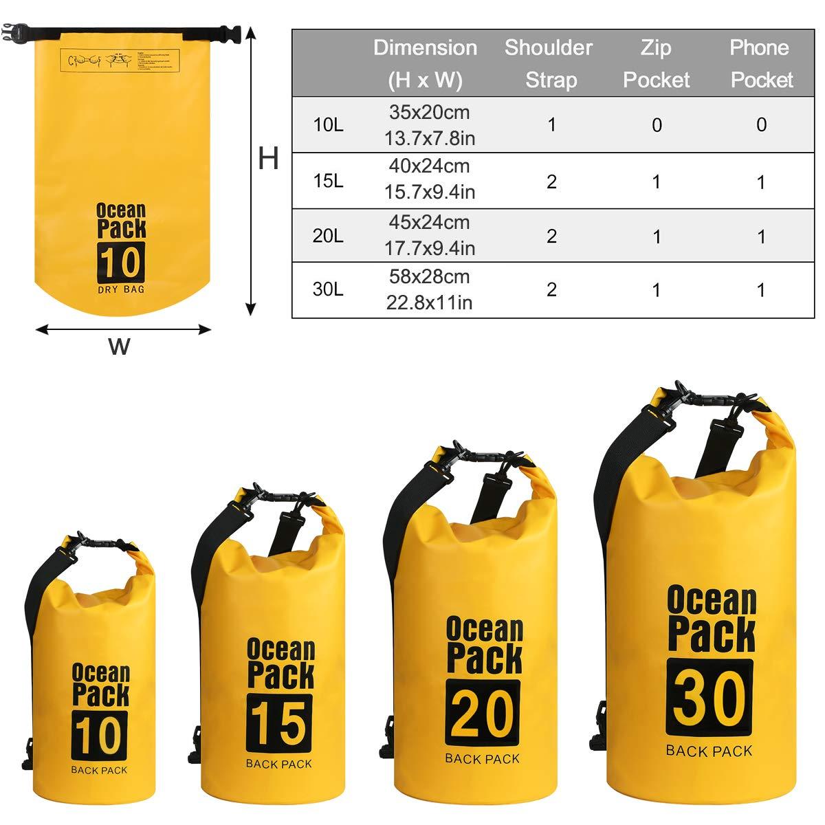 Increway 304/en acier inoxydable Hex Bride Assortiment de 130/pcs M3/M4/M6/M8/M10