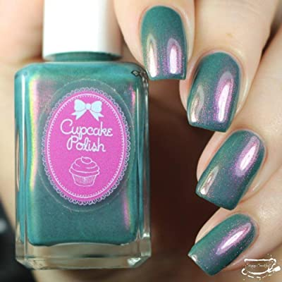 Keeping It Reel - multichrome nail polish by Cupcake Polish