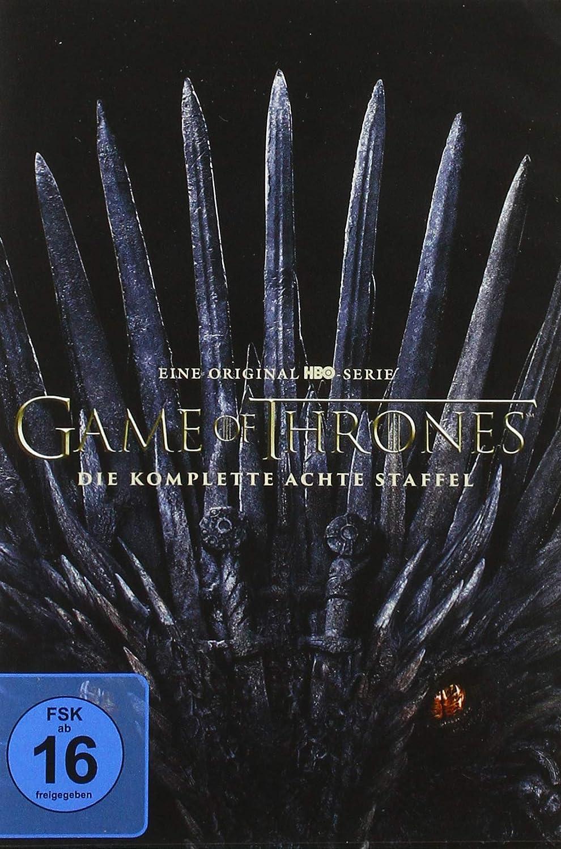 Game of Thrones - Staffel 8 [Alemania] [DVD]