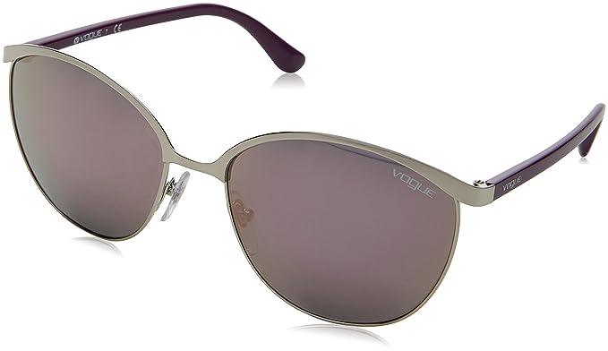 Amazon.com: anteojos de sol Vogue vo4010s 323/5r-57 – Espejo ...