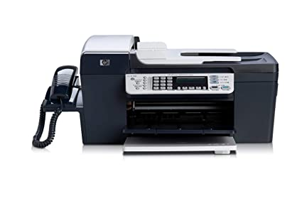 HP Officejet J5508 All-in-One Printer Fax, Scanner, Copier ...