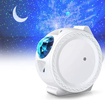 LED Night Light Projector, ALED LIGHT 3-in-1 Sky Star Projector Night Light for Baby,Kid,Room