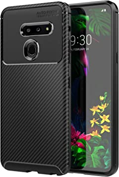 MoKo Compatible con LG G8 ThinQ Funda/LG G8 Funda/G820 Funda/G8S ...