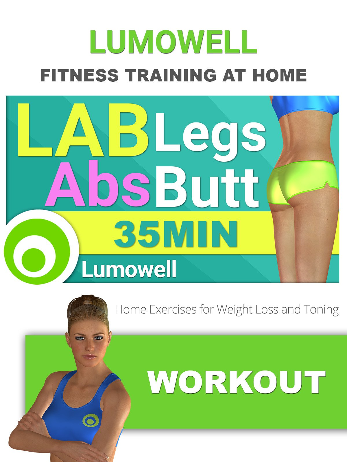 Amazon Com Watch Lab Legs Abs And Butt Home Exercises For