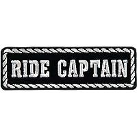 Parche estatuto Ride Captain - moto Club custom