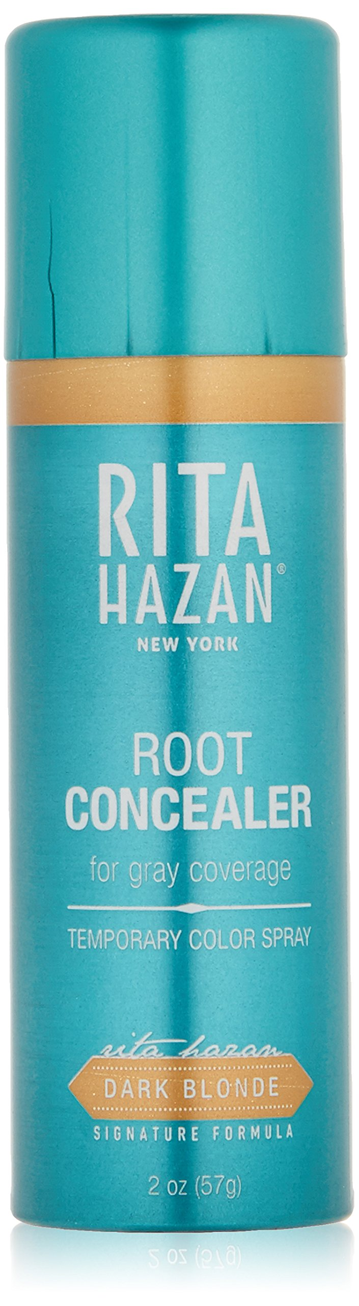 Root Concealer-Rita Hazan  Touch Up Spray- Eliminate Grey 2 Oz (Discontinued)