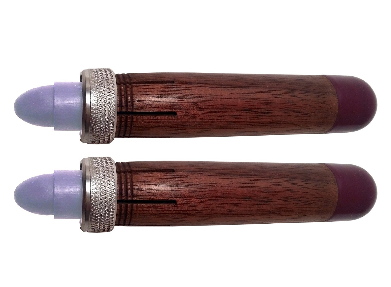 Dixon Fluorescan Wood Handle 11/16'' Lumber Crayon Holders (2 Pack)