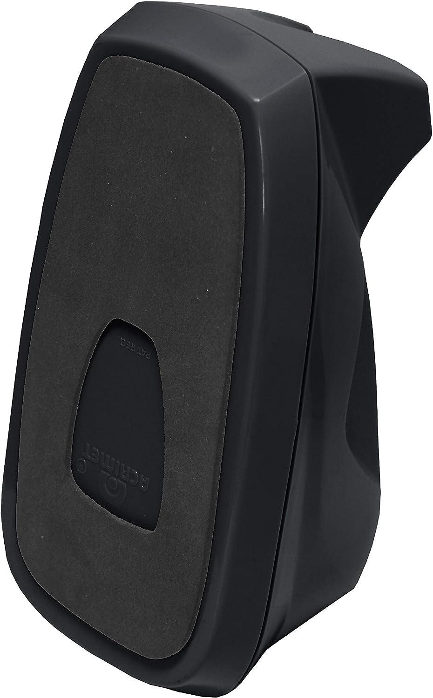 Acrimet Premium Desktop Tape Dispenser Jumbo Non-Skid Base Black Color Heavy Duty