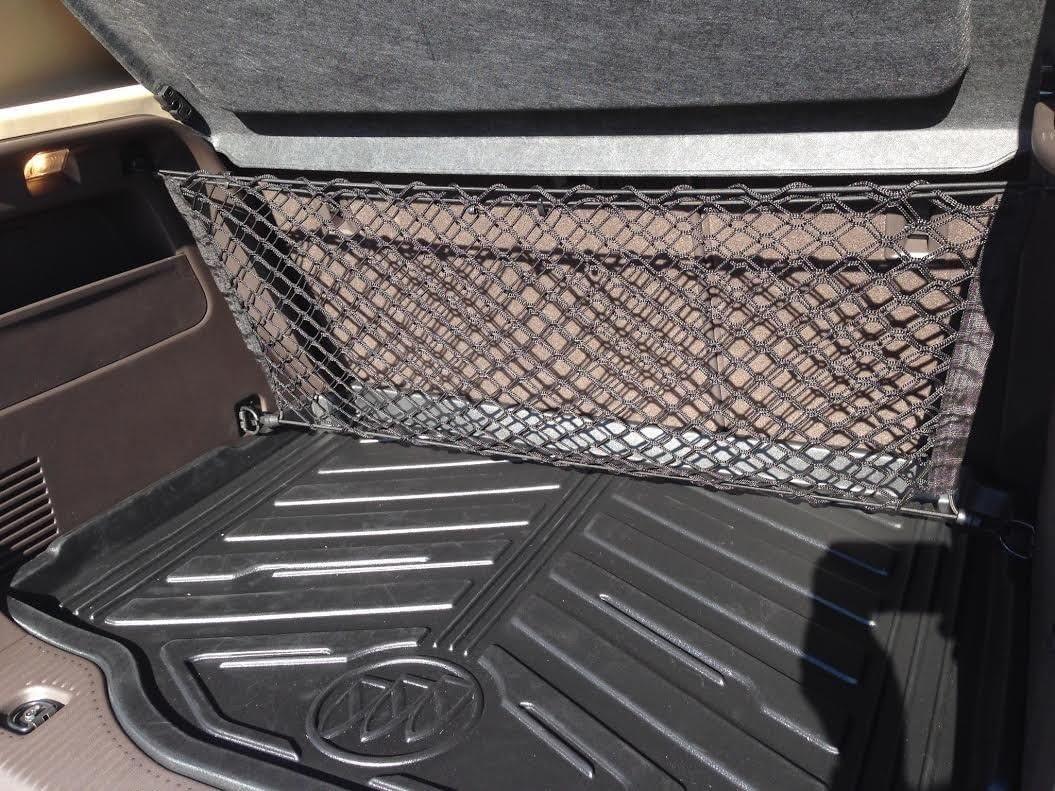 Envelope Style Trunk Cargo Net for Buick Encore 2013 14 15 2016 2017 2018 2019