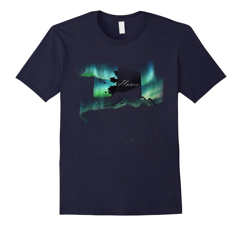 Alaska Northern Lights Home Shirt-TH
