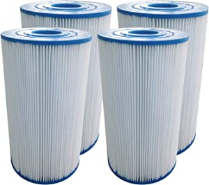 Tier1 Replacement for Dynamic 03FIL1300, 817-3501, R173431, Pleatco PRB35-IN, Filbur FC-2385, Unicel C-4335 Pool and Spa Filter for Dynamic Series Systems 4 Pack