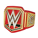 WWE Universal Championship Commemorative Title Belt Gold/Red