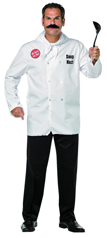 Amazon.com: Rasta Imposta Hombre Seinfeld Soup Nazi, talla ...