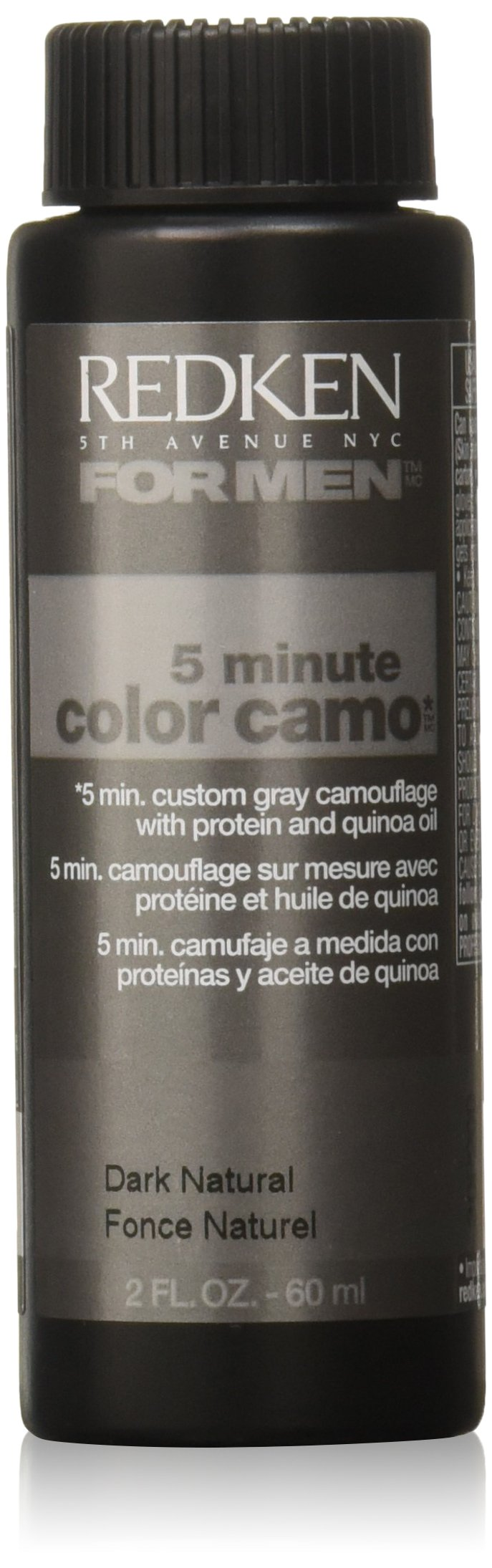 Redken  Minute Camo Hair Color Dark Natural  Ounce
