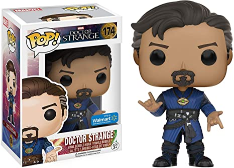 Doctor Strange Bobble Head Vinyl Figure Doctor Strange Action Figure Collectible Model Toy With Retail Box Toys & Hobbies