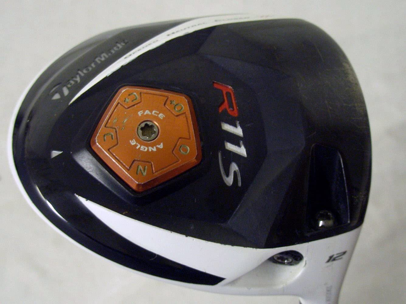 Taylor Made R11S Driver 12 RIP Phenom, Senior Golf Club