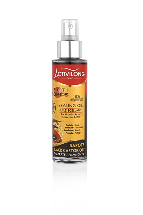 Activilong Actiforce aceite scellante Carapate Sapote 100 ml