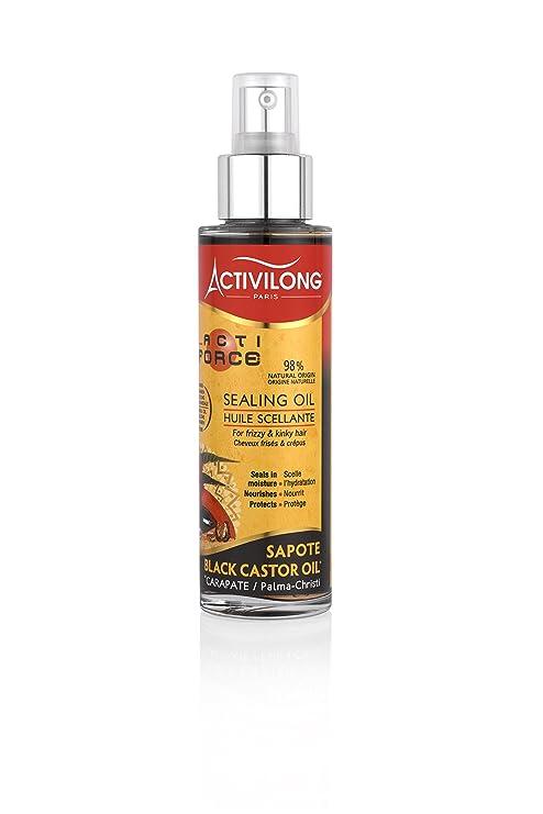 Activilong Actiforce aceite scellante Carapate Sapote 100 ml