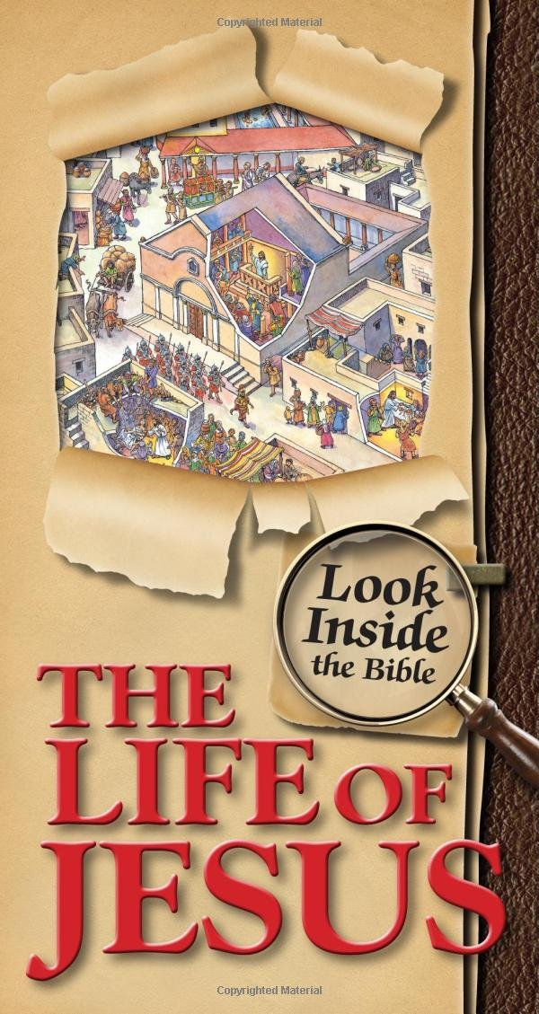 Read Online Look Inside the Bible - Life of Jesus (Candle Discovery Series) pdf epub