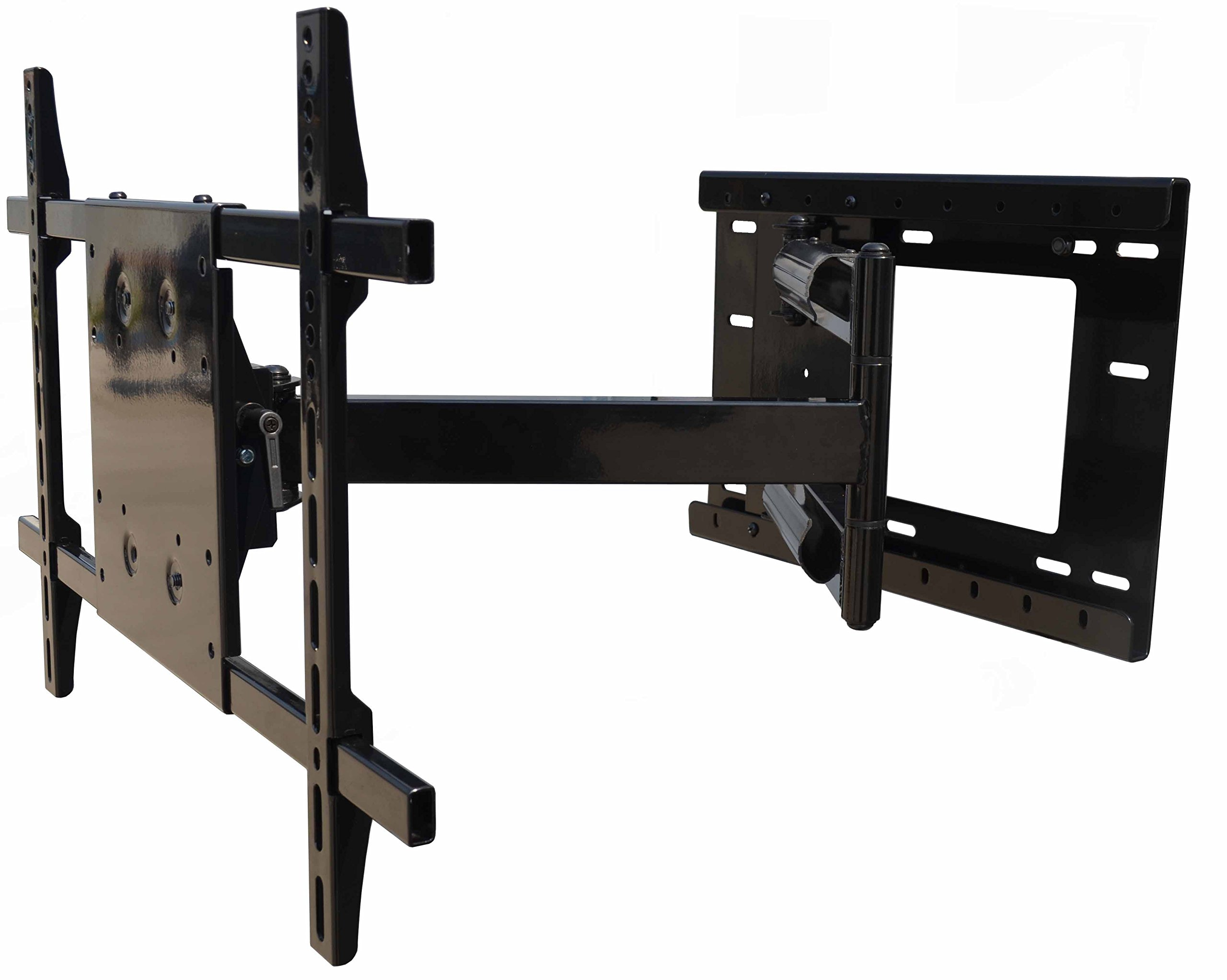 Professional Smooth Articulating LED TV Mount for Samsung LG 48'', 50'', 55'', 60'' with 31.5'' extension