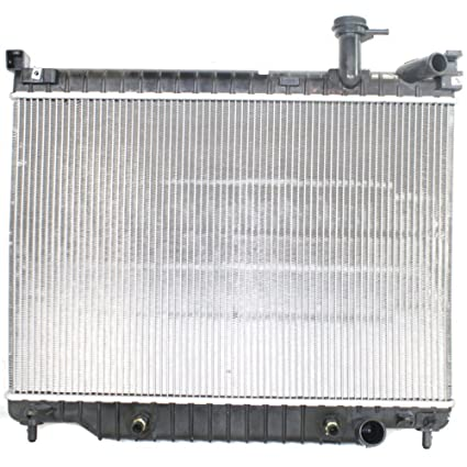 Evan-Fischer EVA27672031964 Radiator for CHEVROLET TRAILBLAZER 03-09 8cyl