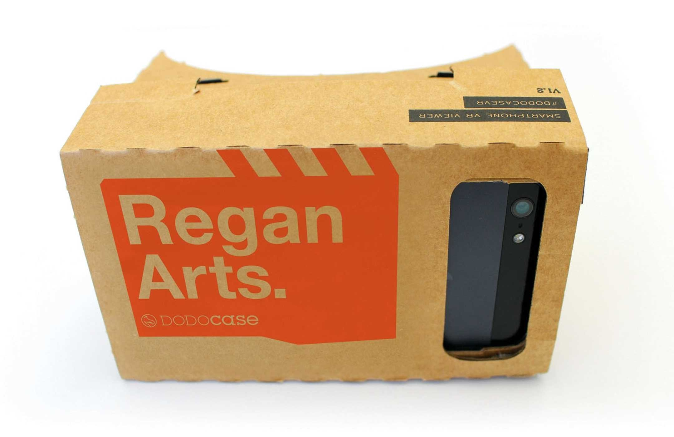 Virtual Reality Beginners Cardboard Inspired product image