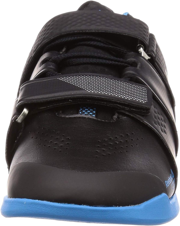 Reebok Legacylifter, Chaussures de Fitness Homme Multicolore Negro Brgcya Plamat 000
