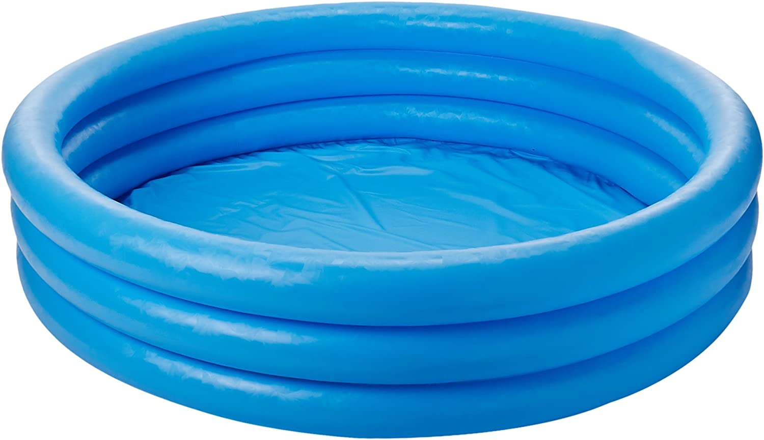 Intex Crystal Blue Inflatable Pool 45 X 10 Kiddie Pools Amazon Canada