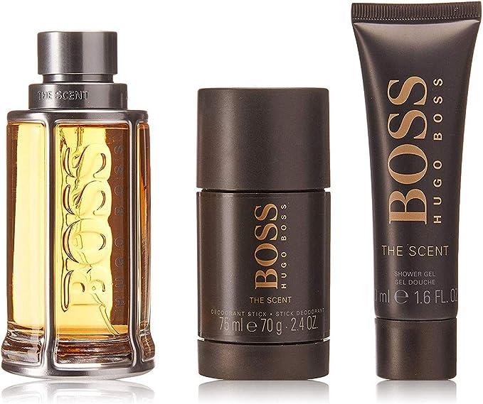 Hugo Boss The Scent Set de Regalo - 3 Piezas: Amazon.es: Belleza