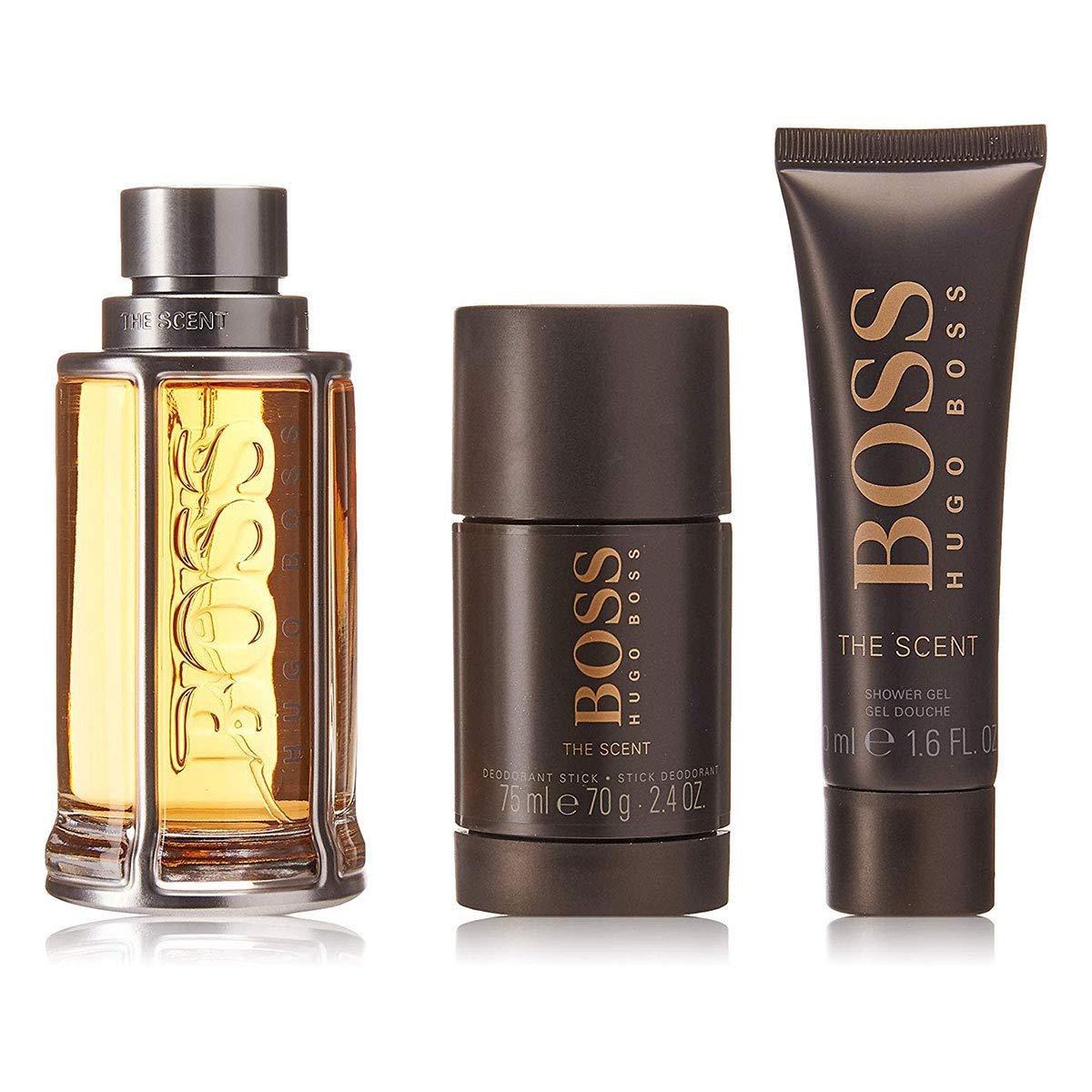 Hugo Boss Set – 3er Set – The Scent